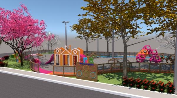 PRIMEIRA INFÂNCIA Referências culturais e projeto inovador: primeira Praça do CRIA será construída em Pilar
