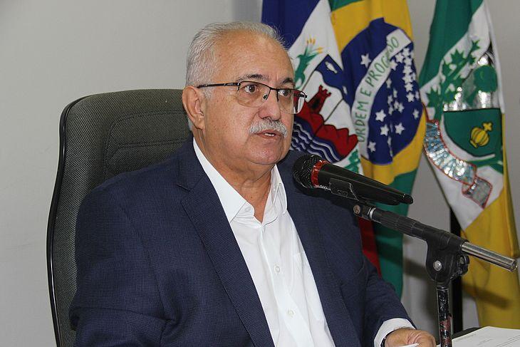 Morre aos 63 anos o  prefeito de Arapiraca, Rogério Teófilo