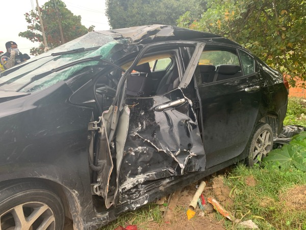Marechal Deodoro: Grave acidente deixa 01 pessoa morta e outra ferida