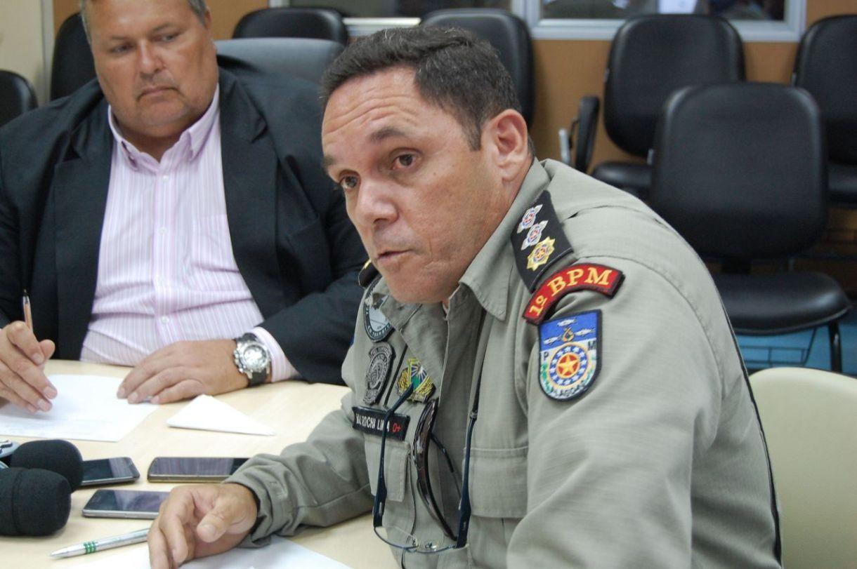 CASO ROCHA LIMA: Advogados de tenente-coronel emitem nota à imprensa
