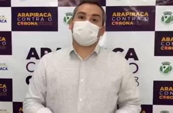 Arapiraca: Ex-secretário da Saúde, Glifson Magalhães assume Coordenação Geral de Monitoramento e Resultados