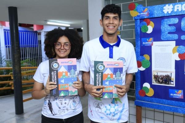 ESCOLA 10 Educação de Alagoas ultrapassa metas do Ideb nos anos iniciais e finais do ensino fundamental