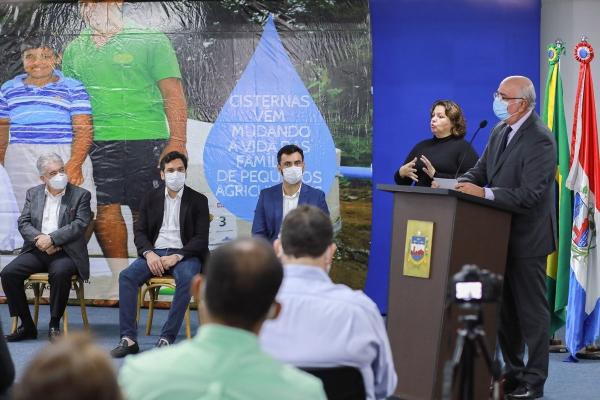 ALAGOAS Estado e Governo Federal destinam R$ 63,6 mi a programas de segurança alimentar e acesso à água