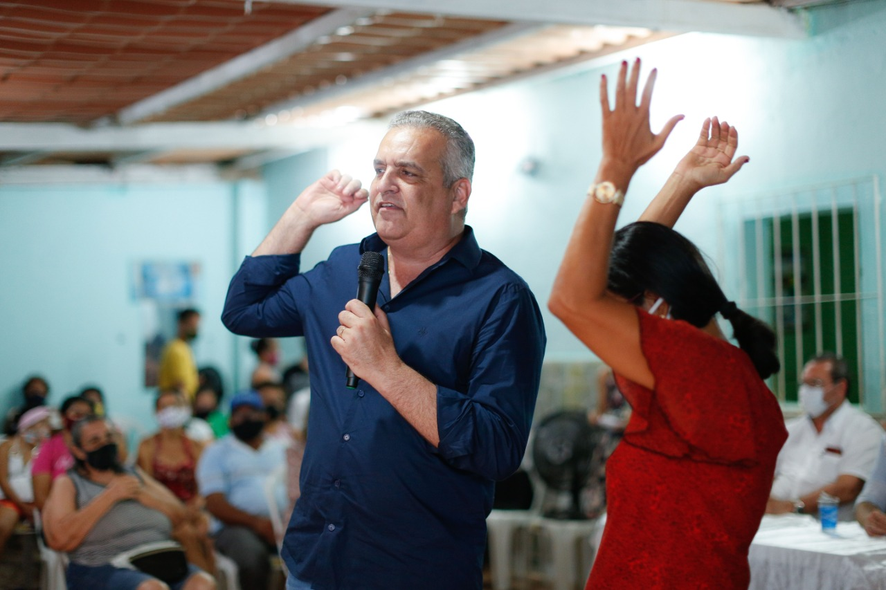 ALFREDO GASPAR ANUNCIA PLANOS PARA MACEIÓ