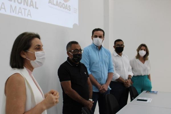 EXPANSÃO Sesau: Secretário apresenta perfil assistencial do Hospital Regional da Mata