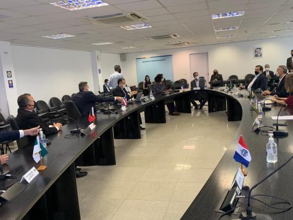 EM RECIFE Alagoas discute com Estados e Câmara dos Deputados pontos da reforma tributária