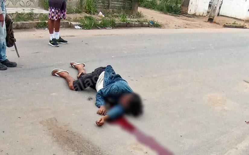 AGRESTE: Jovem é morto  a tiros em Campo Alegre