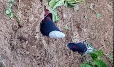 SERTÃO: jovem é morto a tiros e enterrado em uma cova rasa