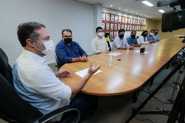 SERVIÇO PÚBLICO Governador anuncia nomeação dos aprovados em concurso da Secretaria da Fazenda