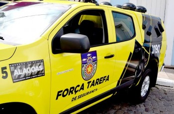 Homem é preso após agredir companheira por quase 6 horas em Arapiraca