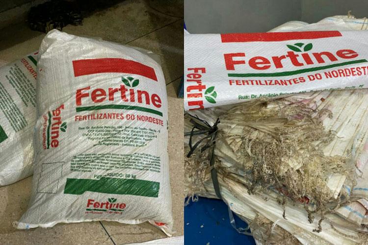 Polícia Civil desarticula grupo criminoso envolvido em desviar cargas de fertilizantes no Porto de Maceió