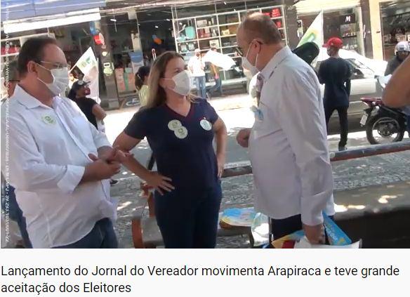 ARAPIRACA: Luciano Barbosa vai  implementar políticas públicas para a  juventude do município