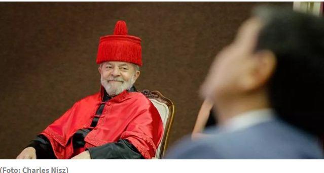 Juiz de Arapiraca anula título de doutor honoris causa que Universidade de Alagoas concedeu a Lula