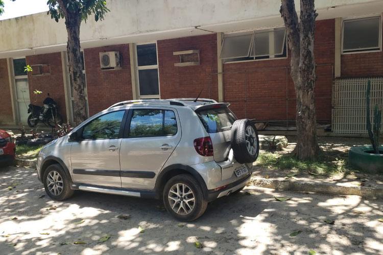 PC alagoana recupera carro furtado de motorista de aplicativo na Paraíba