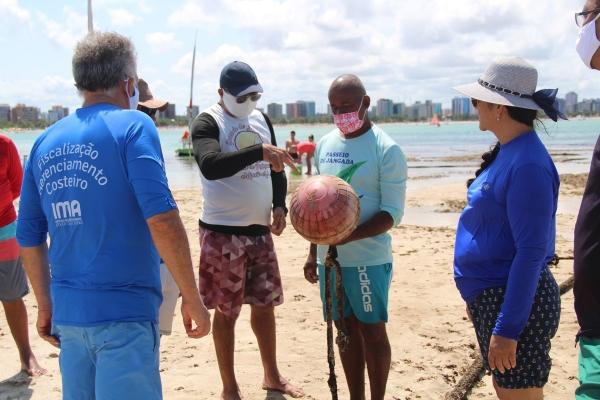 COLÔNIA Z1 IMA se reúne amanhã com pescadores para reorganizar os passeios às piscinas naturais da Pajuçara