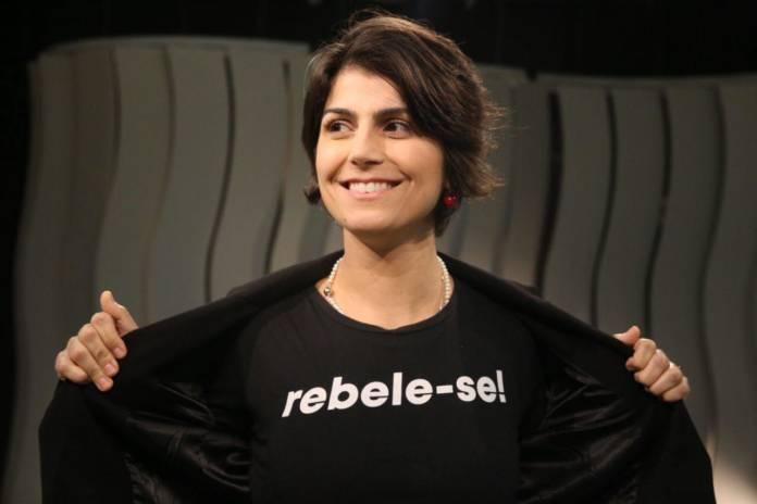 Em live, Bolsonaro revela desespero com liderança de Manuela D´Ávila em pesquisa