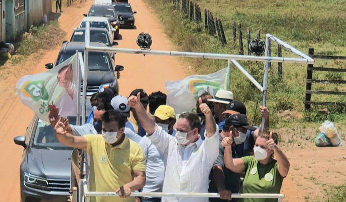 ELEIÇÃO 2020  Juíza nega pedido do MDB para retira nome de Luciano Barbosa da Urna