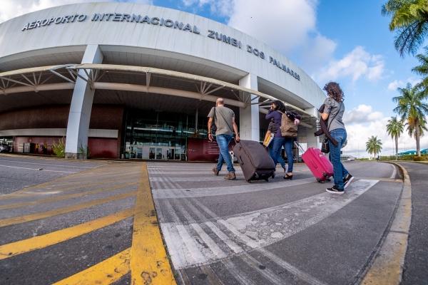 RETOMADA Alagoas passa a receber cerca de 75% da malha aérea pré-pandemia em dezembro