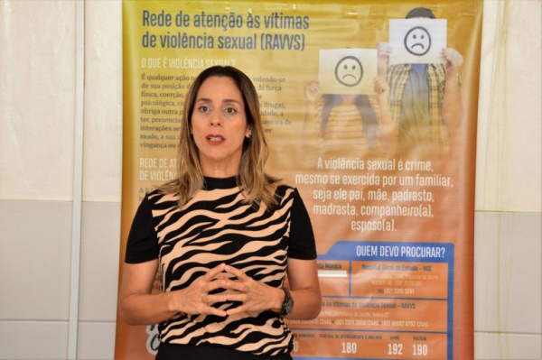 Sesau lança Projeto Sementes do Amanhã para prevenir violência sexual em AL