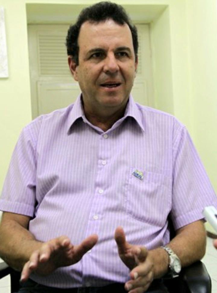 Luciano anuncia nome do novo secretário de Agricultura de Arapiraca