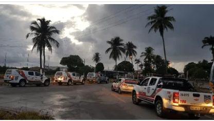 AGRESTE:Operação conjunta da PM, PC e SSP é deflagrada em Palmeira dos Índios