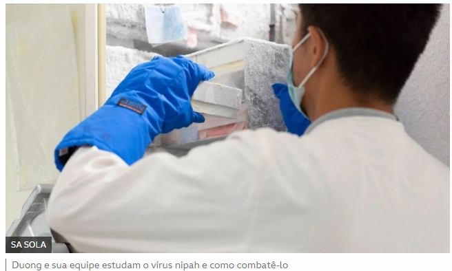 O outro vírus que preocupa a Ásia (e como os cientistas tentam evitar que provoque mais uma pandemia)