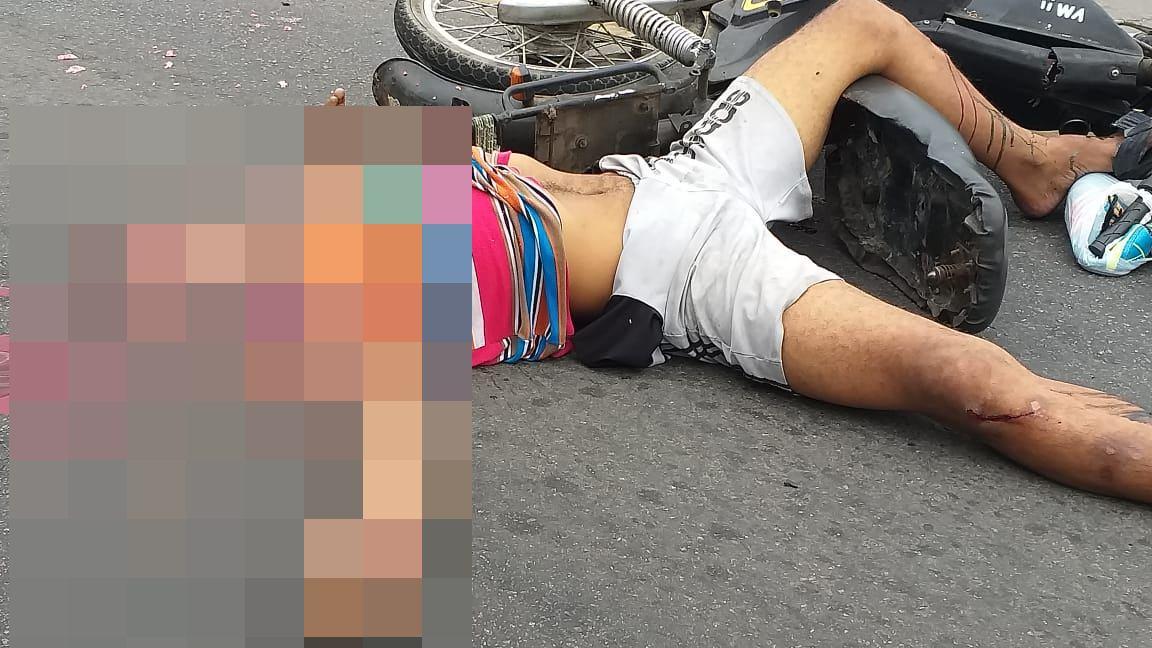 SERTÃO : Jovem morre em acidente com carreta na BR 316 em Santana do Ipanema
