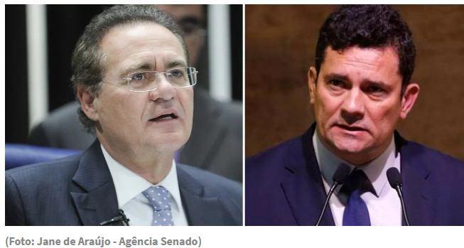 Democracia impõe a prisão da quadrilha chefiada por Moro, diz Renan Calheiros sobre a Lava Jato