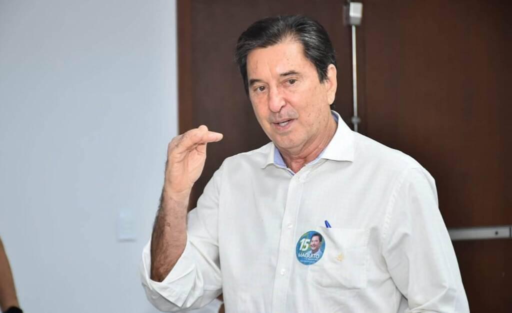 Prefeito reeleito de Goiânia, Maguito Vilela morre de Covid-19 aos 71 anos