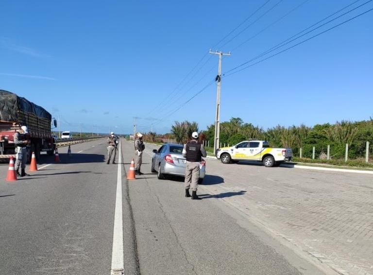 MACEIÓ:  Operação Lei Seca na AL-101 Sul em Marechal Deodoro ; veja o saldo