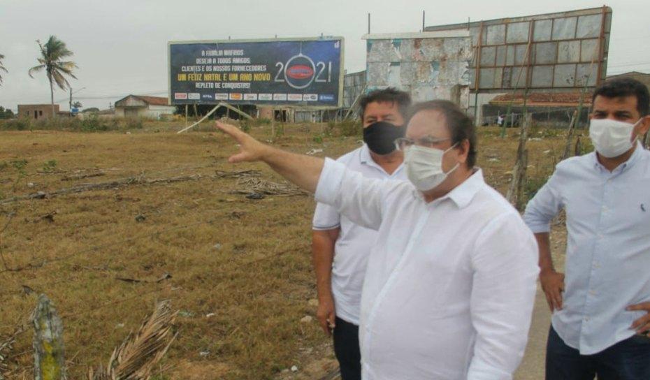 Luciano Barbosa anuncia anel viário e criação de APA em Arapiraca