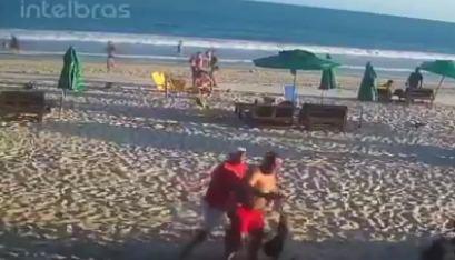 Empresário acusado de atirar em garçom na praia do Francês é preso