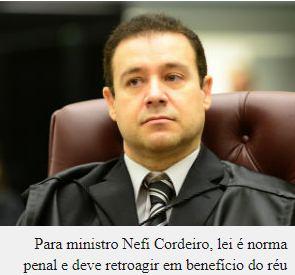 """REPRESENTAÇÃO DA VÍTIMA STJ começa a julgar divergência sobre retroatividade da lei """"anticrime"""" em estelionato"""