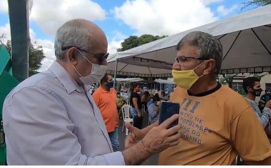 Profetas da chuva reunidos em Santana do Ipanema mantêm otimismo para quadra chuvosa no Sertão