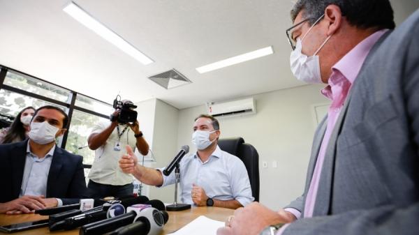 ENFRENTAMENTO À PANDEMIA Governador anuncia abertura de mais 70 leitos de UTI para Covid-19 em Alagoas