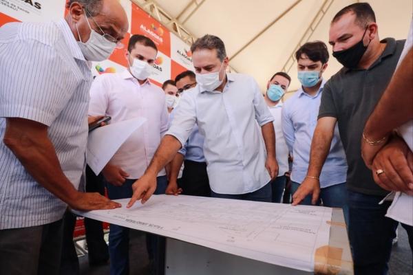 EM MACEIÓ Começa a construção da UPA Santa Maria, que beneficiará cerca de 100 mil moradores