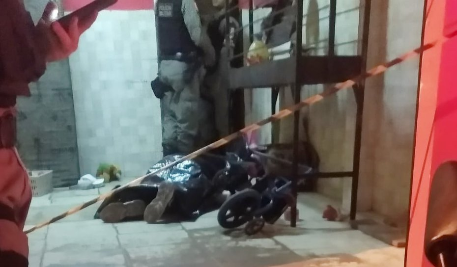 Homem matar sogro e durante a fuga sofre grave acidente em Arapiraca