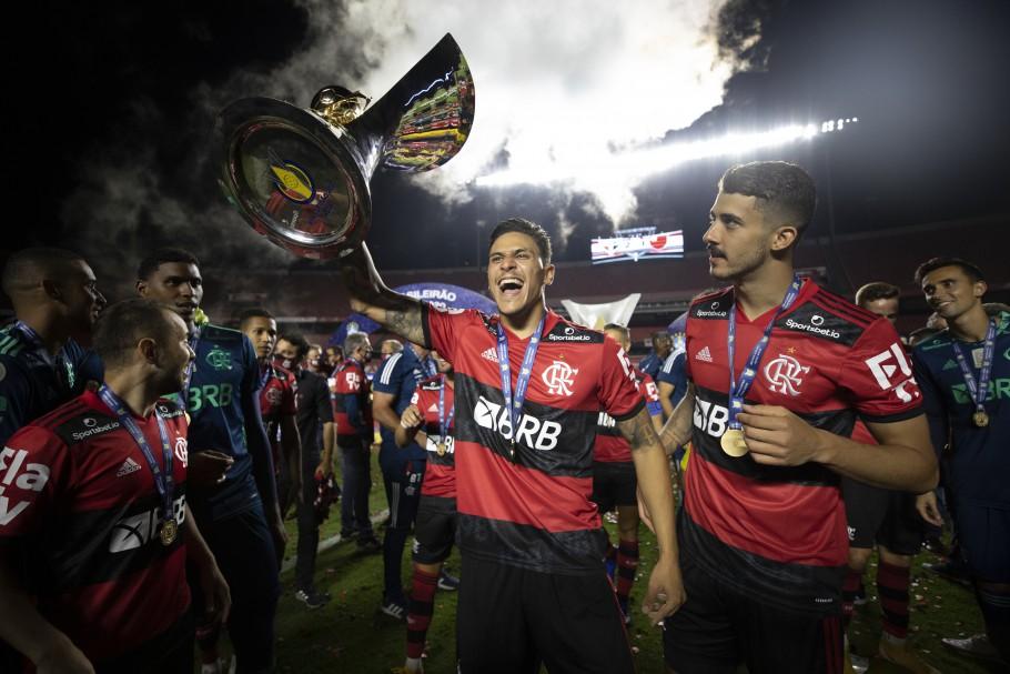 Flamengo é o líder do Ranking Nacional de Clubes 2021 da CBF