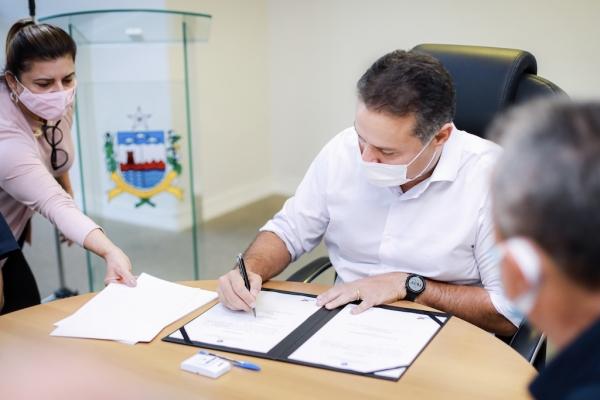 INFRAESTRUTURA Governador autoriza obras do Minha Cidade Linda em Porto Calvo