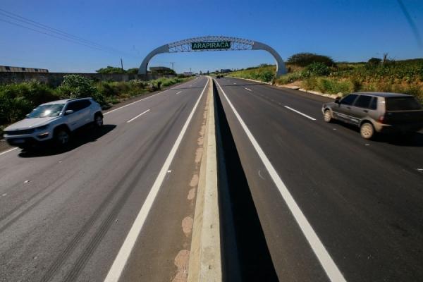 PROGRESSO Alagoas terá mais de 300 quilômetros de rodovias duplicadas até 2022