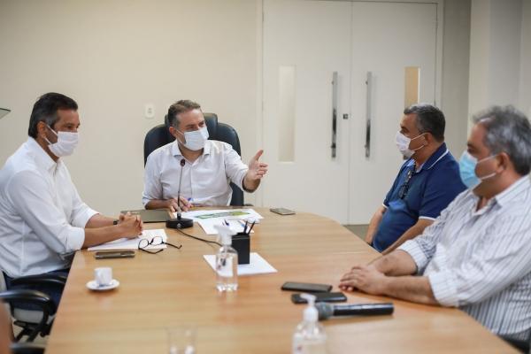 MEIO AMBIENTE Governador autoriza construção do Parque Municipal de Murici