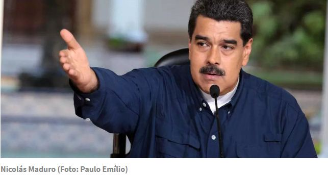Nicolás Maduro confirma 2ª onda da Covid na Venezuela e culpa variante brasileira