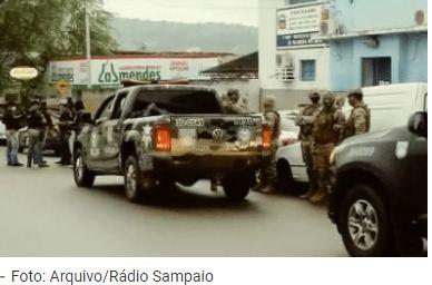 AGRESTE: Polícias Civil e Militar cumprem 17 mandados de busca e apreensão em Palmeira dos Índios