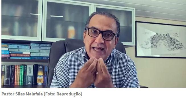 Malafaia diz que templos abrirão e ataca o prefeito de Belo Horizonte