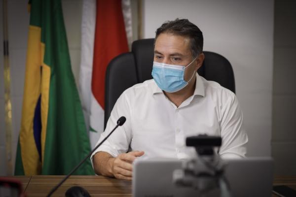 INVESTIMENTO EM IMUNIZAÇÃO Em reunião com a Anvisa, governador defende uso emergencial da vacina Sputnik